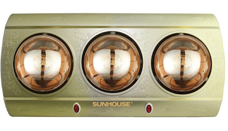 Đèn sưởi ấm Sunhouse SHD3813 825W