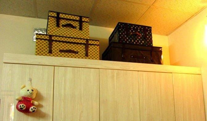 Những chiếc hộp lưu trữ