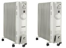 So sánh máy sưởi dầu Tiross TS923 và máy sưởi dầu Tiross TS926