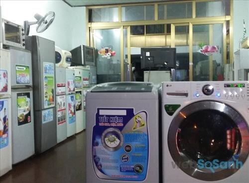 Cửa hàng nào ở Thành phố Hồ Chí Minh bán máy giặt giá rẻ nhất?