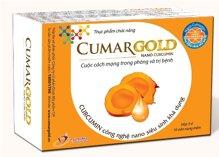 Cumargold ứng dụng công nghệ Nano Curcumin phòng và điều trị ung thư.