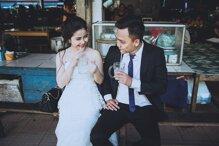"""Cùng ngắm nghía những xu hướng chụp ảnh cưới đẹp """"hot"""" nhất trong năm 2016"""