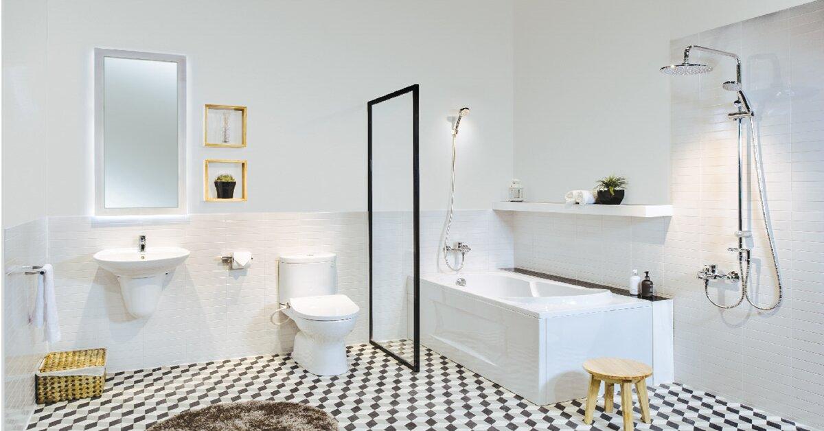Cùng ngắm những mẫu sen cây thiết kế đẹp cho nội thất nhà tắm hiện đại
