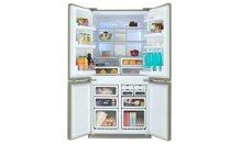 Cuộc sống tiện nghi hơn với tủ lạnh Sharp SJ-FB74VSL