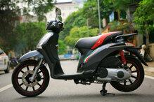 So sánh xe máy Piaggio Liberty và Suzuki UA 125T