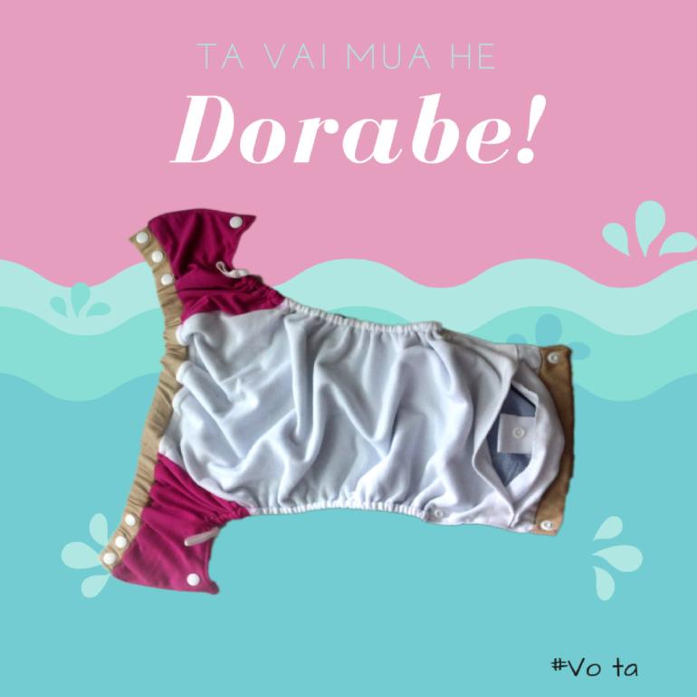 Tã vải Dorable