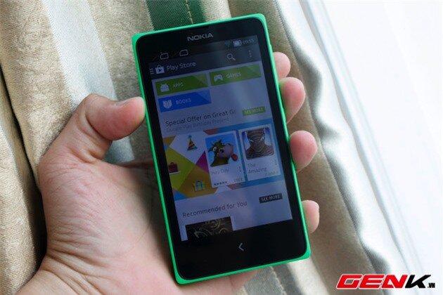 Đánh giá sơ bộ hệ điều hành Android tùy biến trên Nokia X