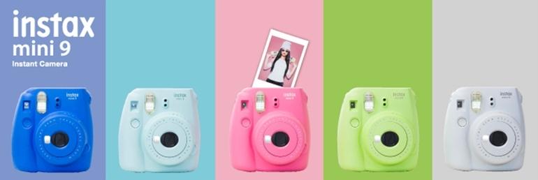 máy ảnh chụp lấy liền giá rẻ