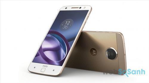Điện thoại Moto Z