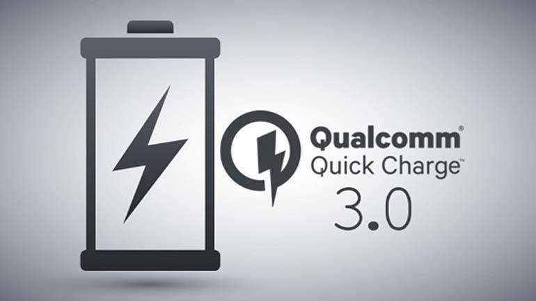 Công nghệ sạc nhanh Qualcomm Quick Charge 3.0