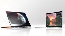 So sánh Lenovo Yoga 3 Pro và MacBook Pro Retina (2014)
