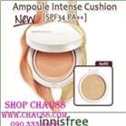 Phấn nước dưỡng ẩm Innisfree Ampoule Intense Cushion