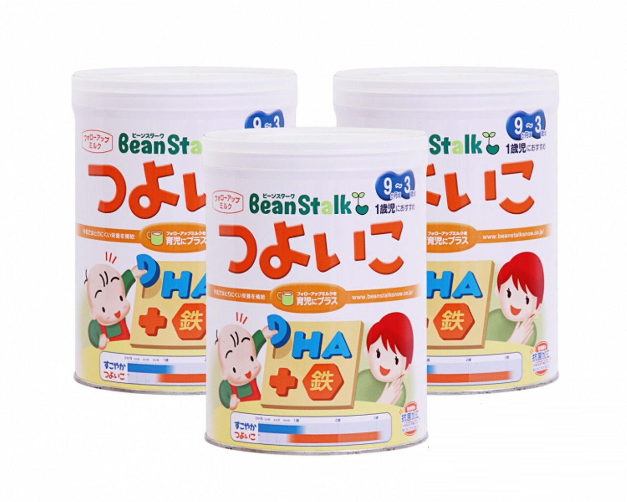 Sữa BeanStalk hỗ trợ sự phát triển toàn diện và đầy đủ dưỡng chất cho trẻ