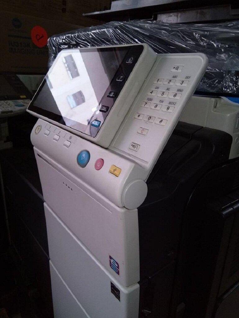 Cho thuê máy photocopy công suất lớn.