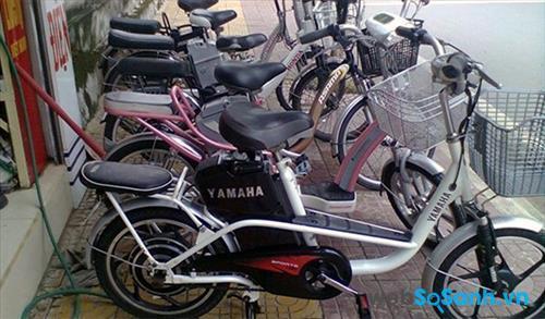 Check hàng trước khi mua xe đạp điện cũ là rất cần thiết