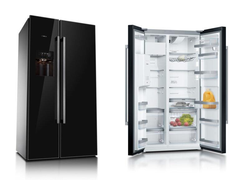 Tủ lạnh Bosch Side by Side KAD92HI31