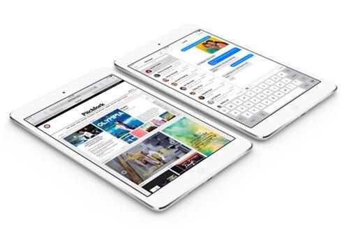 iPad Mini Retina.