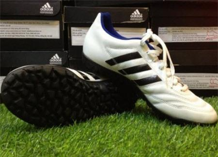 Adidas Gloro Pathiqe TF White- Black (Sample)