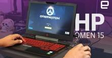 Đánh giá nhanh laptop HP Omen 15 dành cho game thủ