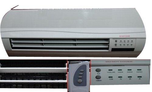 Đa năng với máy sưởi treo tường Facare MS104/ VH11-20