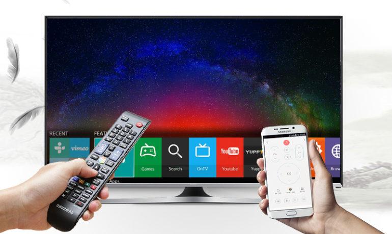 Smart Tivi LED Samsung UA40J5500