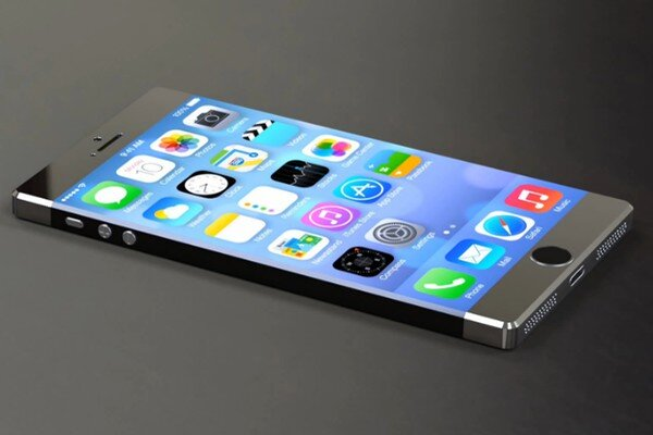 Đậm chất men lỳ cùng iPhone 6 sở hữu vóc dáng vuông vức, ấn tượng