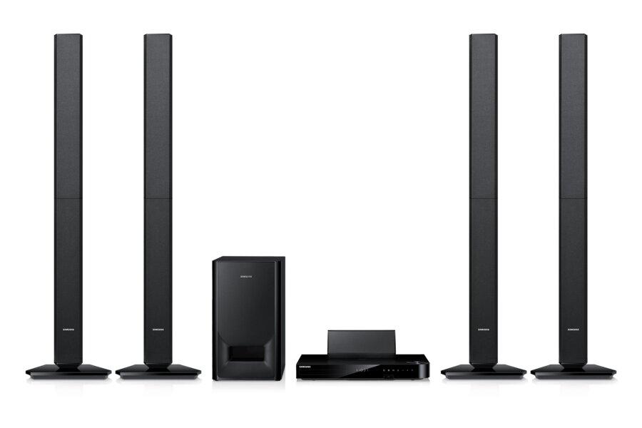 """""""Đắm"""" mình cùng với Dàn âm thanh Samsung HT – F5550K /XV – 5.1 kênh"""
