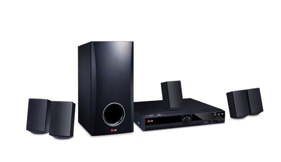 Dàn âm thanh LG DH3130S – Đắm chìm trong không gian âm nhạc