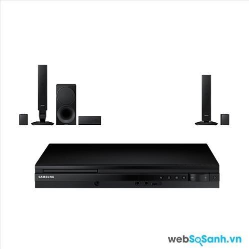 Dàn âm thanh Samsung HT-F453HRK, trải nghiệm chất lượng đỉnh cao