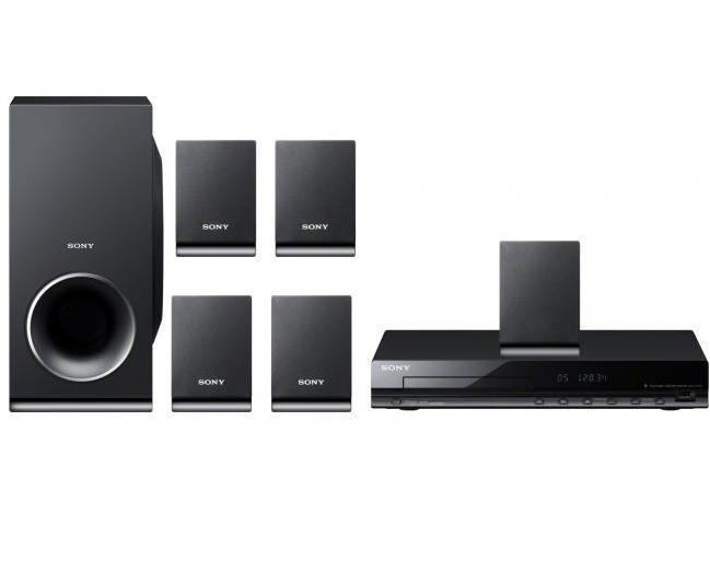 Dàn âm thanh Sony DAV-TZ140 – chất lượng âm thanh sống động