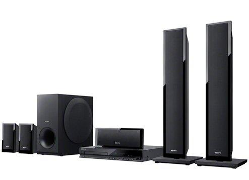 Dàn âm thanh Sony DAV-TZ150: rạp hát ngay trong ngôi nhà của bạn