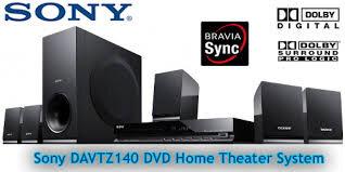 Dàn loa Mini SONY DAV-TZ140-5.1 – Mang âm thanh đến căn phòng của bạn