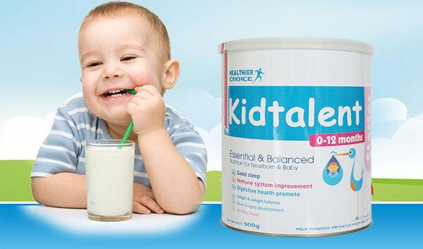 Đánh giá 14 loại sữa cho bé 10 tháng tuổi tăng cân chóng lớn