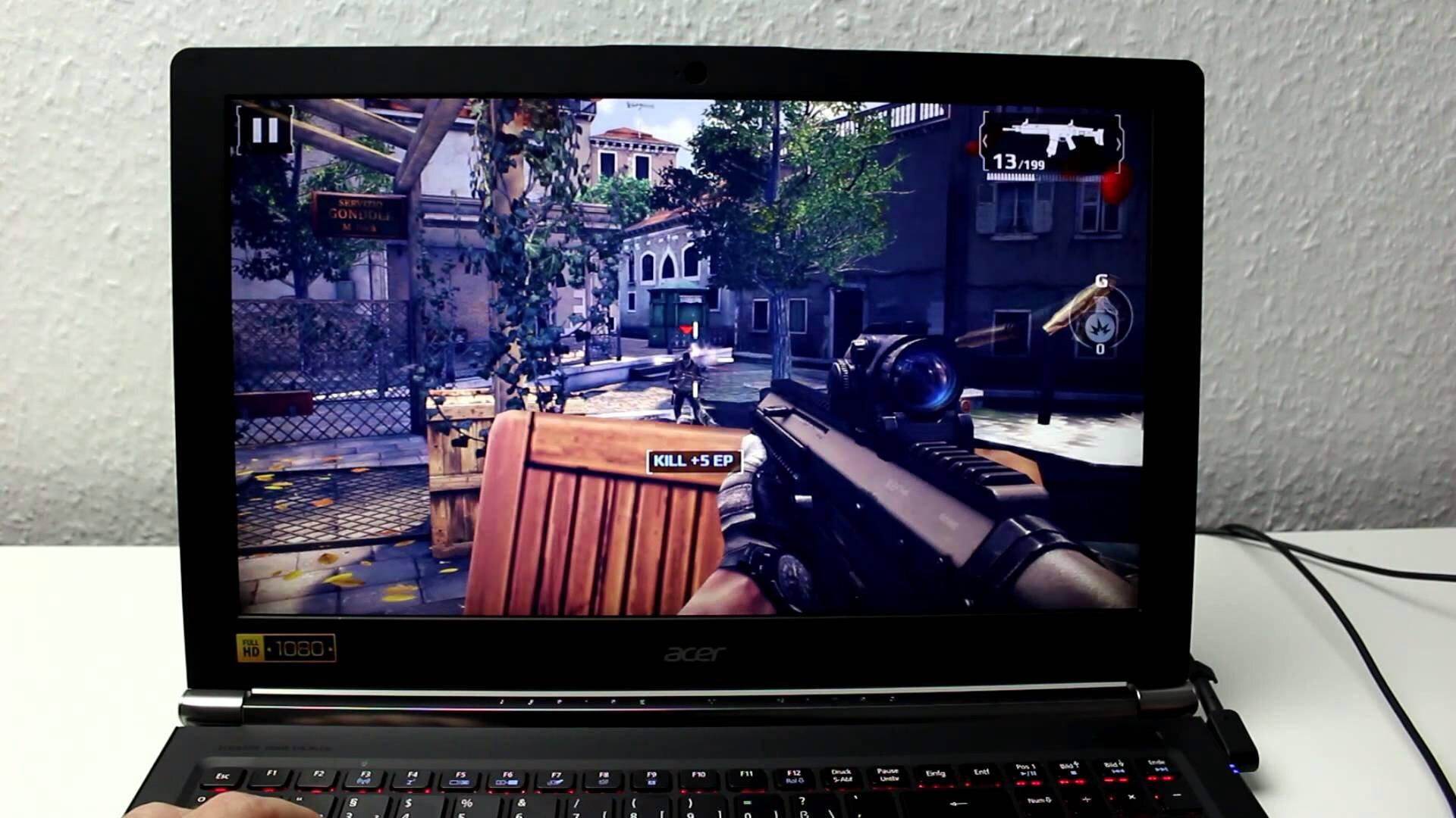Đánh giá Acer Aspire V15 Nitro Black Edition: Cấu hình khủng trong tầm giá 25 triệu