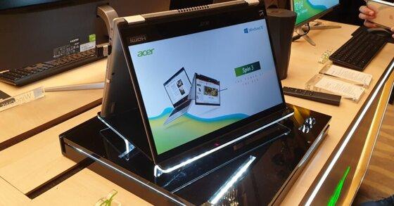 Đánh giá Acer Spin 3: Laptop tầm trung tuyệt vời!