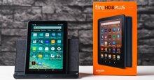 Đánh giá Amazon Fire HD 8 Plus: Tuyệt vời nhưng vẫn khó lòng đánh bại đối thủ!