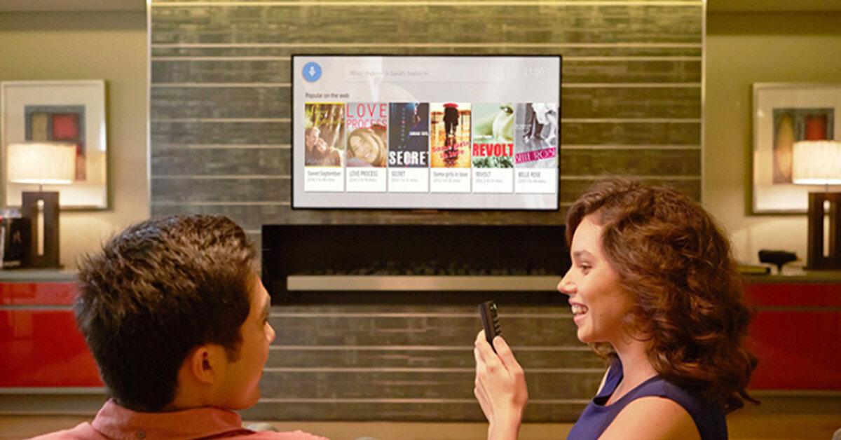 Đánh giá Android Tivi Sony 43 inch KDL 43W800F – Hiệu năng tốt tìm kiếm bằng giọng nói rất hiệu quả