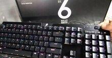 Đánh giá bàn phím 1stPlayer Bullet Hunter MK6 : Rẻ mà tốt