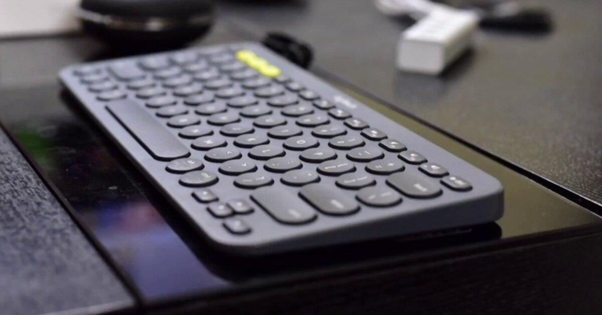 Đánh giá bàn phím bluetooth Logitech K380