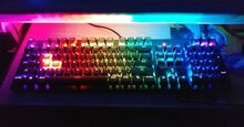 Đánh giá bàn phím cơ A4Tech Bloody B820R : Nói không với độ trễ