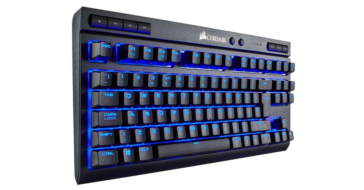 Đánh giá bàn phím cơ Corsair K63 Wireless