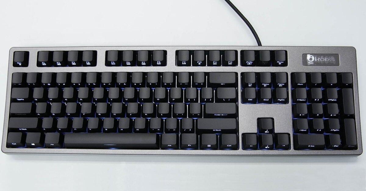 Đánh giá bàn phím cơ I-rocks K68M