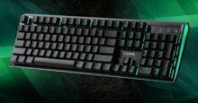 Đánh giá bàn phím cơ I-Rocks K64E : Rẻ nhưng không hề sứt mẻ