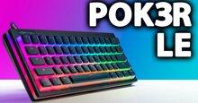 Đánh giá bàn phím cơ Vortex Pok3r RGB Limited Edition