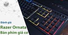 Đánh giá bàn phím giả cơ Razer Cynosa Chroma