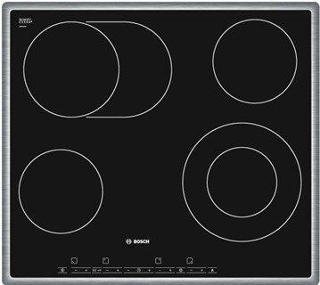 Đánh giá bếp điện từ Bosch PKN645T14: Tiết kiệm với 17 mức công suất nấu