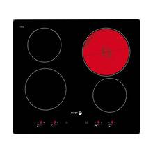 Đánh giá bếp điện từ Fagor 2VFT-400AX: Nhiều vùng nấu, đa năng với hai loại bếp