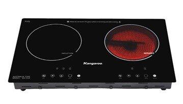 Đánh giá bếp điện từ Kangaroo KG356I: Mới lạ với chức năng nhận diện vật thể lạ