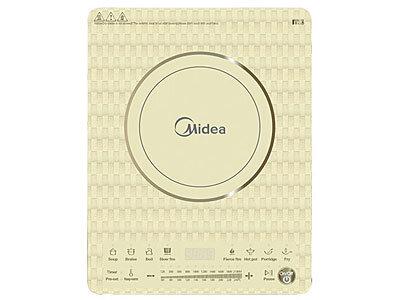 Đánh giá bếp điện từ Midea MI-T2114DD: Thiết kế siêu mỏng, dễ sử dụng