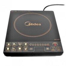 Đánh giá bếp điện từ Midea MISV21DQ: Độ bền cao nhờ khả năng chống nước 4D